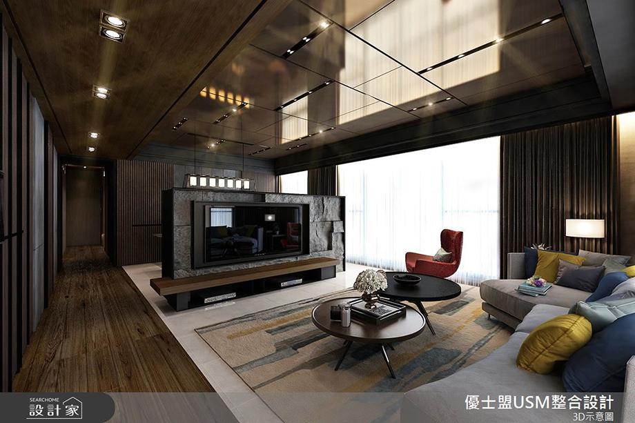 坐擁飯店精緻質感 譜寫現代禪風居宅